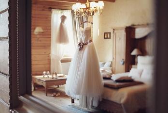 Гладим свадебное платье – рекомендации для безупречного образа невесты