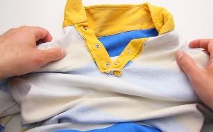 Как гладить поло: полезные советы по утюжке футболки