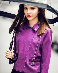 Гладим замшевую, болоневую, синтепоновую куртку – советы и секреты