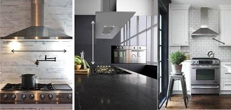 Как выбрать вытяжку на кухню 50 см: советы профессионалов