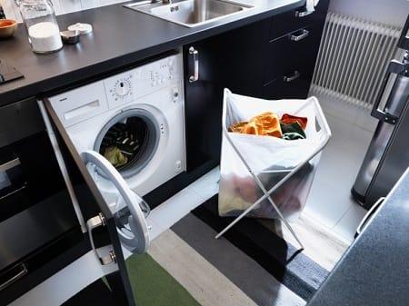 Стиральная машинка  на кухню — правила выбора