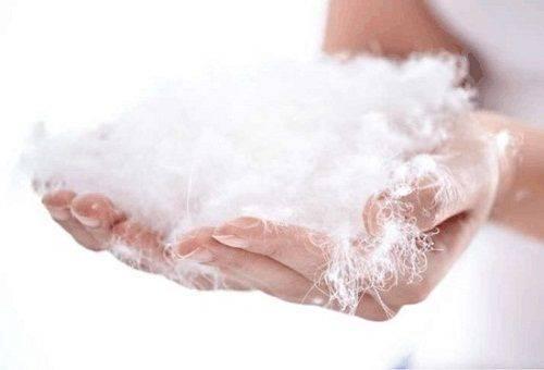Как и чем можно стирать изделия из био пуха?