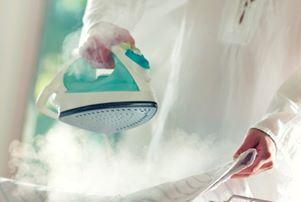 Как гладить постельное белье правильно и быстро?