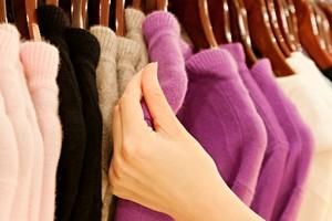 Как погладить кашемировое пальто и изделие из шерсти?