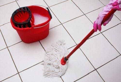 Какие бывают средства для мытья полов и в чем их преимущества?