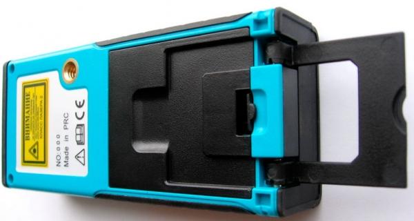 Строительный лазерный дальномер: выбор и эксплуатация