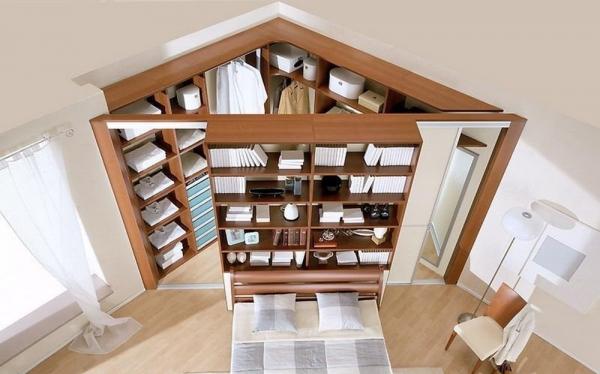Гардеробная комната: дизайн и современные тенденции