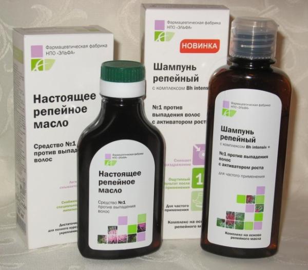 Натуральные средства по уходу за бровями: касторовое и репейное масло
