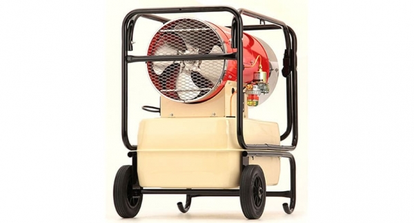 Выбираем хороший дизельный обогреватель для гаража и дачи