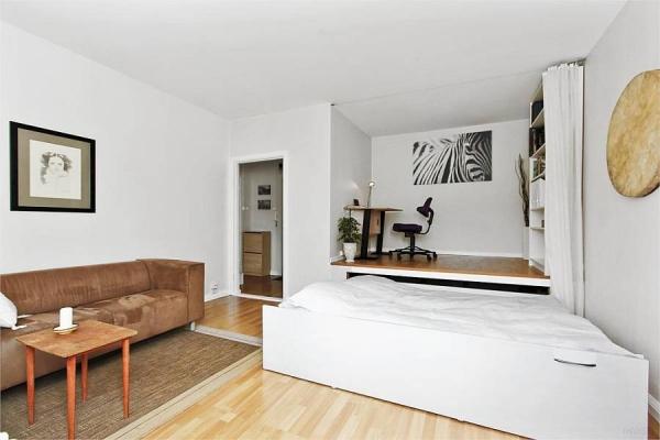 Идеи дизайна интерьера двухкомнатной квартиры