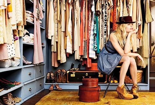 Наводим идеальный порядок в шкафу с одеждой