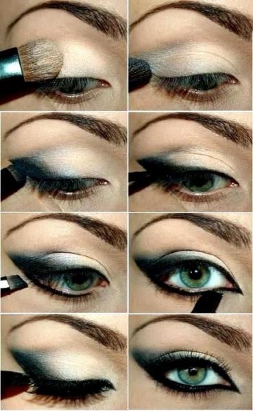 Какие тени подходят для зеленых глаз: идеальные оттенки, техника нанесения и варианты макияжа